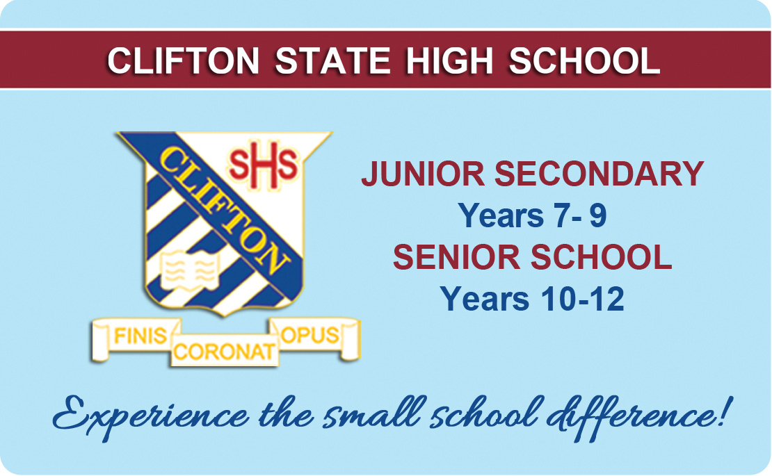 Clifton State High School